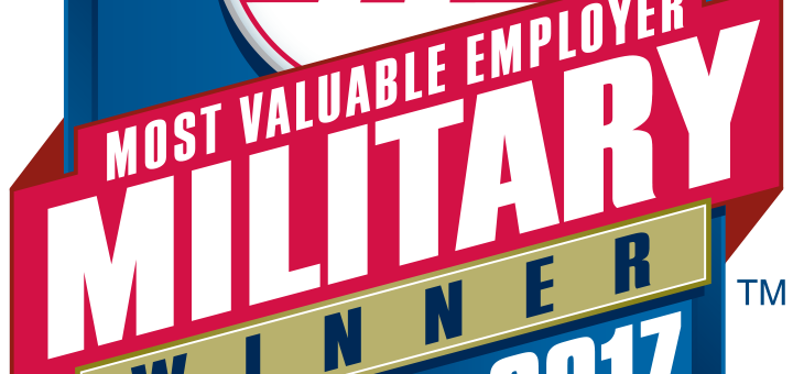 RecruitMilitary Recognizes Greencastle Consulting As A 2017 Most Valuable Employers (MVE) for Military® Winner