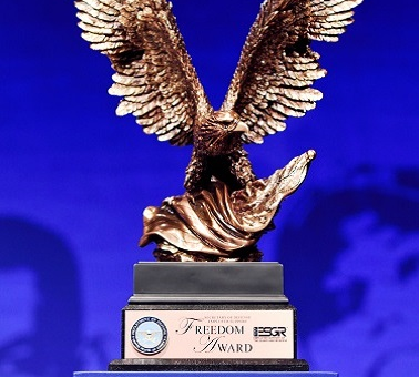 Greencastle Associates Consulting LLC, Receives ESGR's Secretary of Defense Freedom Award