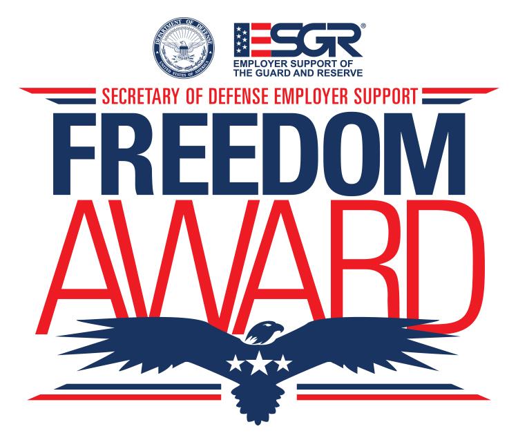 ESGR Freedom Award