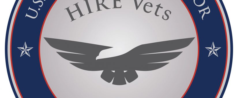 Greencastle Consulting has been officially awarded the 2020 Platinum HIRE Vets Medallion Award